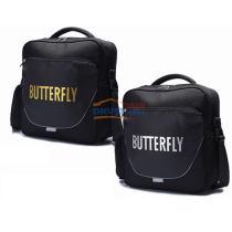 BUTTERFLY蝴蝶 BTY-314 乒乓球方形挎包 0209黑白色0211黑黄色