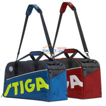 STIGA斯帝卡 雙色可選乒乓球運動旅行大包(獨立鞋袋)