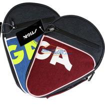 斯帝卡STIGA 红/蓝两色可选款乒乓球葫芦拍套(结实耐磨)