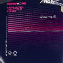 STIGA斯帝卡横系55乒乓球长胶套胶 击球时提供更多旋转和变化