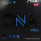 STIGA斯蒂卡DNA Pro M 德国制造乒乓球套胶(控制与速度)