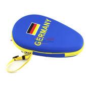 sunflex德国阳光硬质乒乓球葫芦拍套