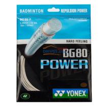 YONEX/尤尼克斯 BG80 POWER 羽毛球線