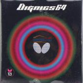 蝴蝶D64 DIGNICS 64 06060 专业乒乓球胶皮 速度性能强