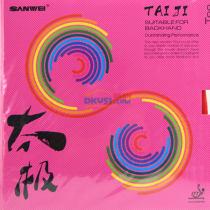三維 T88太極PLUS增強型乒乓球拍套膠(弧圈削拉結合型)