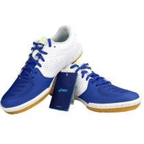 ASICS亞瑟士 1073A002-400 白藍款 專業乒乓球運動鞋 球館之星!