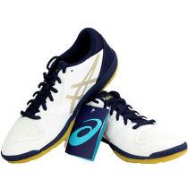 ASICS亞瑟士 1073A001-100 白藍經典款 專業乒乓球運動鞋 超透氣 超舒適