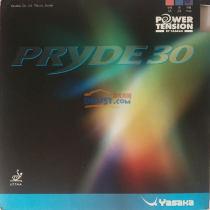 亞薩卡Yasaka PRYDE 30 反膠套膠(穩定性的弧圈攻擊膠皮)