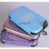 友谊729 名贵乒乓球拍套便携方形硬质大容量拍袋多功能运动保护包