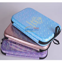 友誼729 名貴乒乓球拍套便攜方形硬質大容量拍袋多功能運動保護包