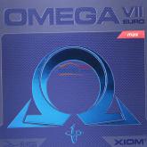 XIOM 骄猛欧米茄7 EURO欧洲版 OMEGA VII  79-057 内能乒乓球套胶