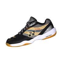 YONEX/尤尼克斯 羽毛球鞋 SHB100C 运动鞋透气减震 黑金色