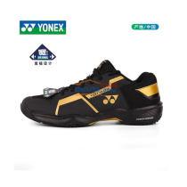 YONEX/尤尼克 SHB610 羽毛球鞋 黑金款
