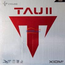 XIOM驕猛踏舞2代 TAU II 79-015乒乓球反膠套膠 更粘更彈更好用!