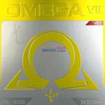 骄猛XIOM欧米伽7中国版 79-058 OMEGA VII ASIA CE乒乓球套胶