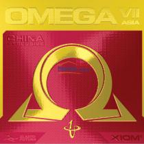 驕猛XIOM歐米伽7中國光 OMEGA VII CHINA GUANG 79-058 專業乒乓球套膠 專為國人設計