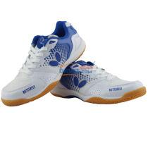 蝴蝶Butterfly LEZOLINE-7 藍/白色專業乒乓球鞋