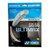 YONEX尤尼克斯 BG66 ULTIMAX 羽毛球线 全面综合型打法