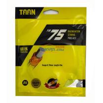 TAAN 泰昂羽毛球線 TB75 耐打高彈訓練羽線