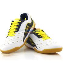 STIGA 斯帝卡專業乒乓球鞋 CS-6661 黃/白 輕盈+合腳