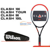 Wilson威尔胜 黑科技碳纤维专业网球拍 CLASH