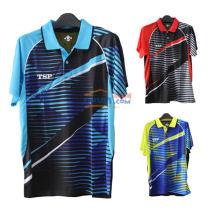 TSP大和乒乓球服裝男女訓練服速干短袖乒乓球衣運動服83112