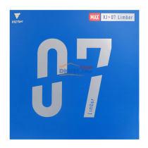 VICTAS 維克塔斯 VJ>07 Limber 新款專業乒乓球反膠套膠