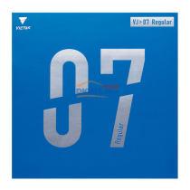 VICTAS 維克塔斯 VJ>07 Regular 新款專業反膠乒乓球套膠