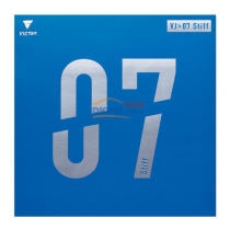 VICTAS 維克塔斯 VJ>07 Stiff (020731)新款專業乒乓球反膠套膠