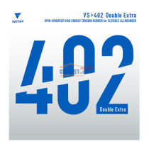 VICTAS維克塔斯 VS>402 Double Extra 020401 專業乒乓球反膠套膠