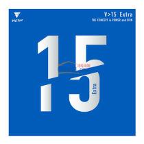 VICTAS維克塔斯  V>15 Extra 020461 爆款專業乒乓球反膠套膠