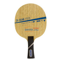 维克塔斯VICTAS ZX-GEAR FIBER 碳纤维乒乓球底板