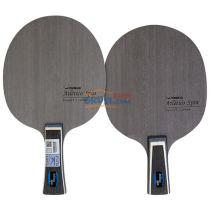 Yasaka亞薩卡競技者旋轉 SPIN 5木+2外置纖維乒乓球底板 柔韌+噴射感!新款