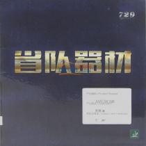 友誼729奔騰2省套 紅海綿 藍海綿乒乓球套膠 專業版