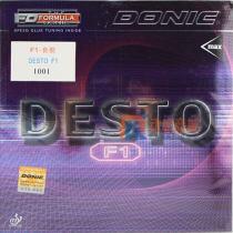 DONIC多尼克F1(Desto F1)乒乓球拍反胶套胶 最经典 爆款!