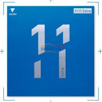 维克塔斯Victas 020811 V>11 Extra 专业反胶乒乓球套胶
