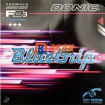 "多尼克DONIC 13061 BLUE GRIP-V1 藍色""緊握""V1 反膠套膠"