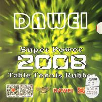 大维 SUPER POWER 2008 乒乓球反胶套胶 训练套