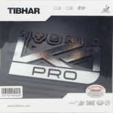 TIBHAR挺拔 国K1 黑K1 专业队乒乓球套胶(粘性高级内能海绵)