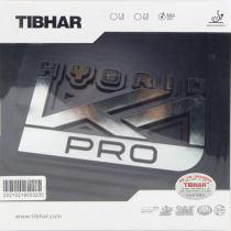 TIBHAR挺拔 国K1 黑K1 专业队乒乓球套胶(粘性高级内能海绵) 粘性高标准套胶