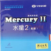 銀河水星2 水星二代 9021 Mercury2 乒乓球反膠套膠 快攻弧圈
