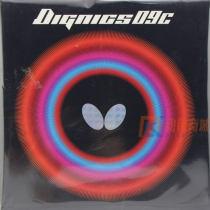 Butterfly蝴蝶D09C 06070 DIGNICS 09C 粘性内能高弹乒乓球套胶