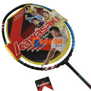 Kawasak川崎 MALAYSIA STAR 47AK 羽毛球拍 马来西亚之星 黑色款