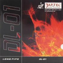 日本高科 japtec DL-01一次成型中颗粒长胶单胶皮,固化长胶,顶端固化