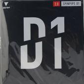 维克塔斯VICTAS Spinpips D1 210040 乒乓球正胶套胶 可以拉球的正胶