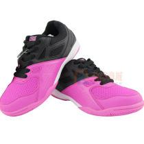 维克塔斯VICTAS新款乒乓球鞋 运动鞋 PLYA系列 黑粉款 652101
