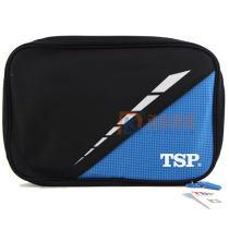 TSP大和 方形单层乒乓球拍套,带拍夹