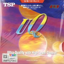 TSP UQ 乒乓球反胶套胶 日本产进口涩性胶皮(均衡型反手胶皮)