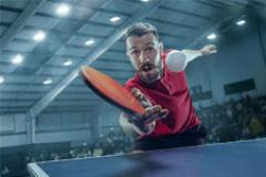 乒乓球削球基本动作要领+下肢放松按摩方法!