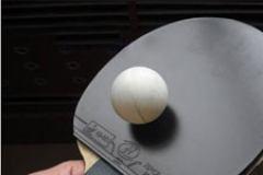 能粘住球的乒乓球胶皮真的好吗?